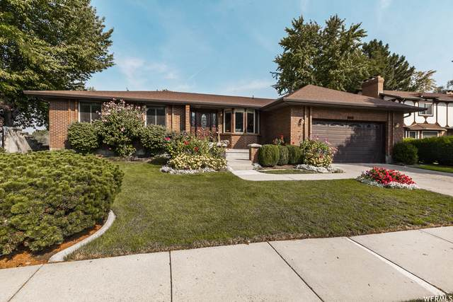866 W Clover Meadow Dr, Murray, UT 84123 (#1767404) :: Berkshire Hathaway HomeServices Elite Real Estate