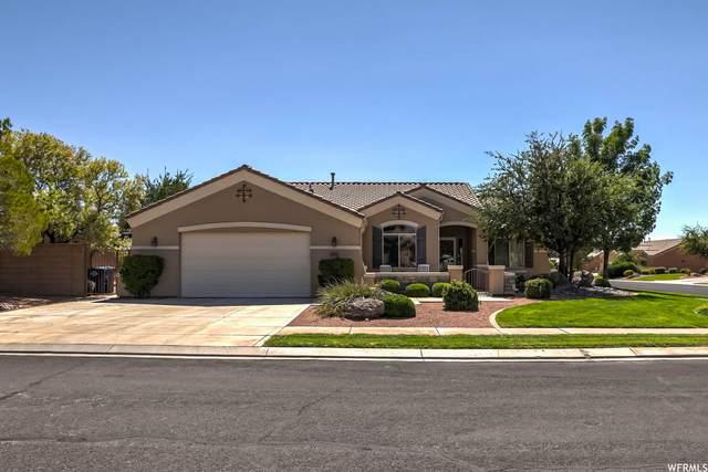 2183 W 1100 N, St. George, UT 84770 (#1767409) :: Berkshire Hathaway HomeServices Elite Real Estate