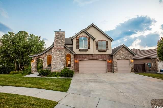 2321 W Stonehaven Loop N, Lehi, UT 84043 (#1767411) :: Bustos Real Estate | Keller Williams Utah Realtors