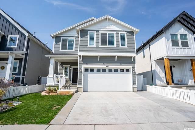 497 S School House Rd, Saratoga Springs, UT 84045 (#1767412) :: goBE Realty