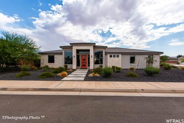 3965 S Saddleback Rd, Washington, UT 84780 (#1767427) :: Doxey Real Estate Group