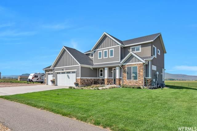 1064 N Village Dr W, Francis, UT 84036 (MLS #1767432) :: Lookout Real Estate Group