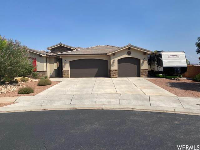 141 S Ivy Cir, Ivins, UT 84738 (#1767442) :: Colemere Realty Associates