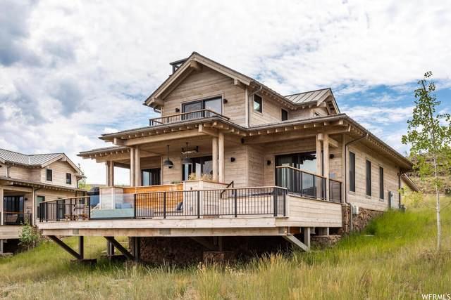 7465 E Stardust #313F, 2.22 Ct, Heber City, UT 84032 (#1767505) :: Berkshire Hathaway HomeServices Elite Real Estate
