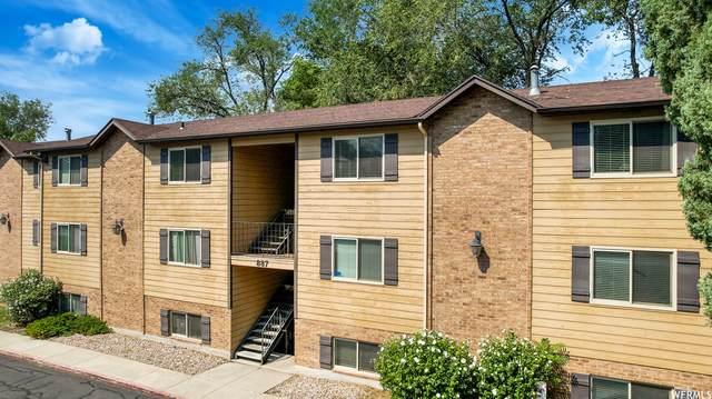 887 E Cedar Pine Ct S #31, Salt Lake City, UT 84106 (#1767522) :: goBE Realty