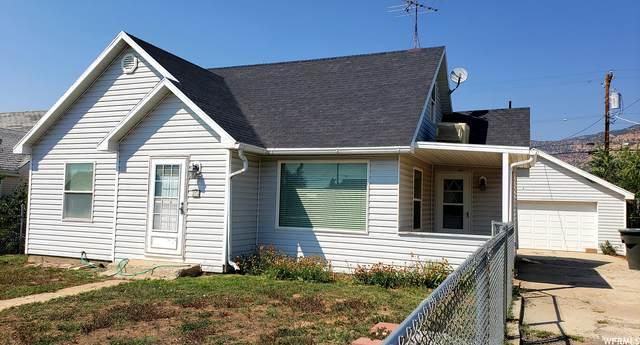 323 Denver Ave, East Carbon, UT 84520 (#1767530) :: Bustos Real Estate | Keller Williams Utah Realtors