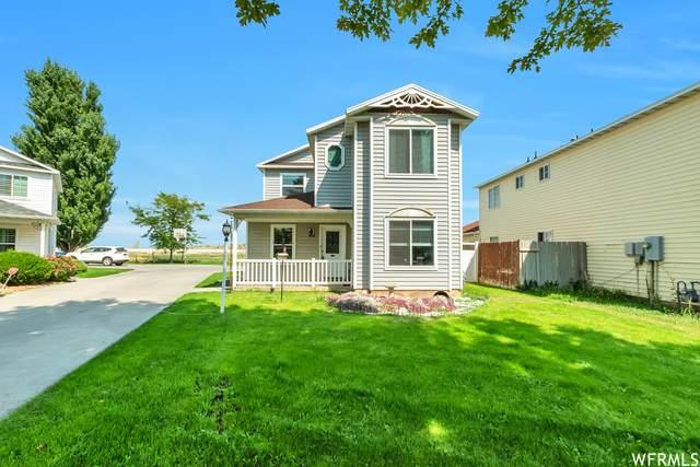 858 W 250 N, Spanish Fork, UT 84660 (MLS #1767548) :: Lookout Real Estate Group