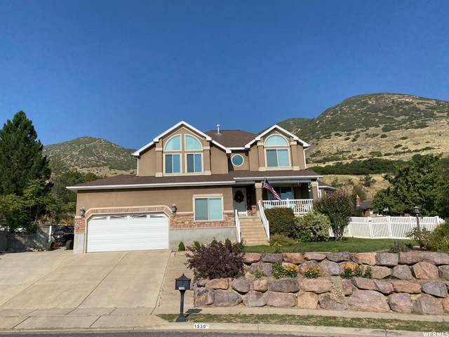 1530 N Cherry Ln, Centerville, UT 84014 (#1767569) :: Kennedy Anderson   Realty One Group Areté