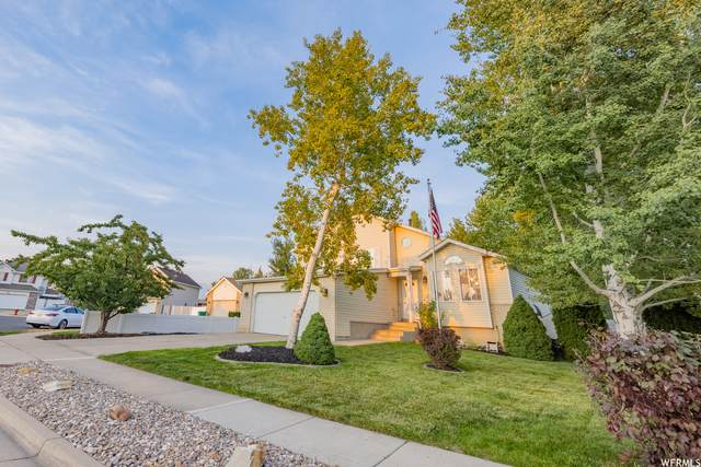 1060 N 60 E, Layton, UT 84041 (MLS #1767594) :: Lookout Real Estate Group