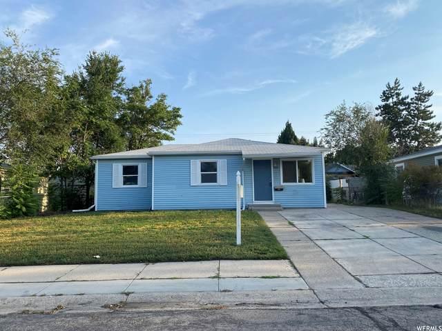 4321 W 5655 S, Salt Lake City, UT 84118 (#1767598) :: Berkshire Hathaway HomeServices Elite Real Estate
