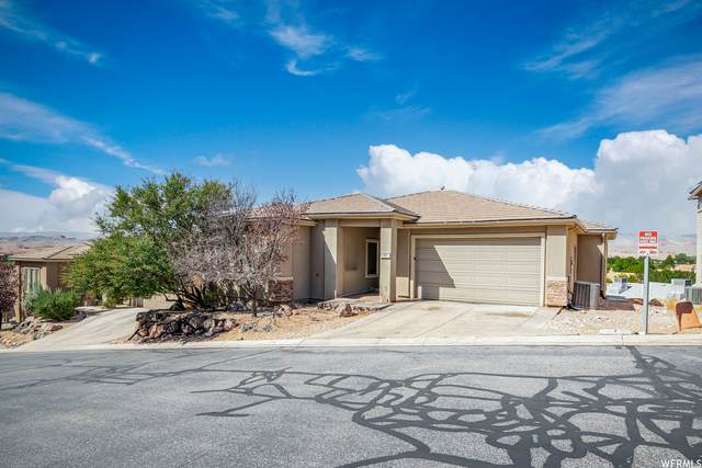 1210 W Indian Hills Dr #12, St. George, UT 84770 (#1767603) :: Colemere Realty Associates
