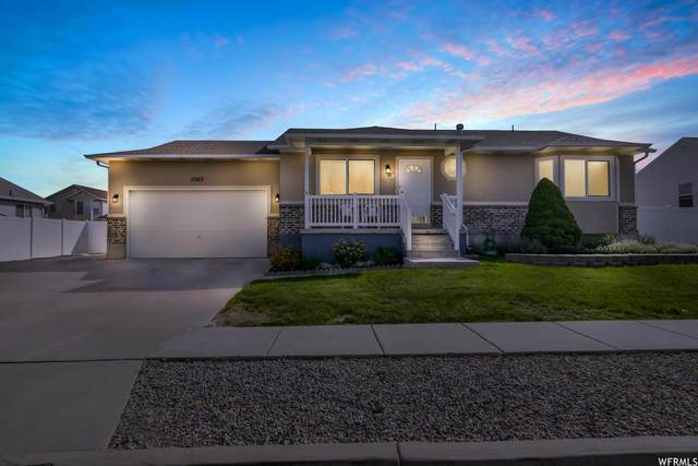 5965 W Brud Dr, West Valley City, UT 84128 (MLS #1767618) :: Lookout Real Estate Group