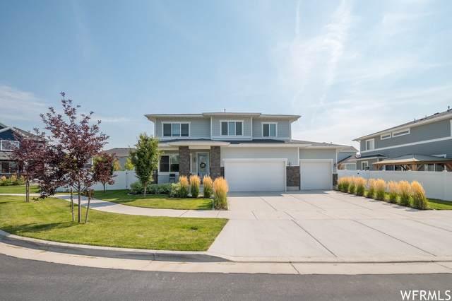 1053 W Hero Ct, Bluffdale, UT 84065 (#1767645) :: Utah Dream Properties