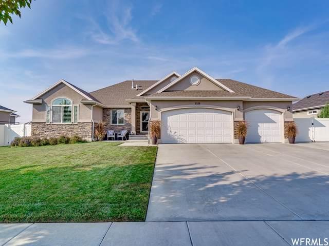 3528 W Eurasian Crane Rd, Clinton, UT 84015 (#1767650) :: Utah Dream Properties