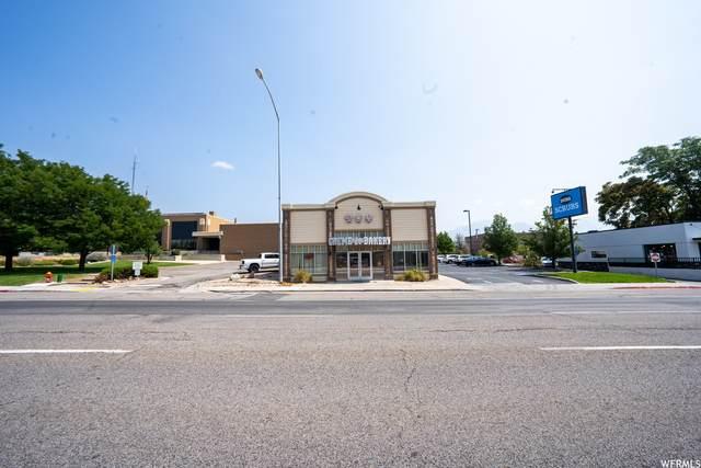 5043 S State St., Murray, UT 84107 (#1767657) :: Livingstone Brokers