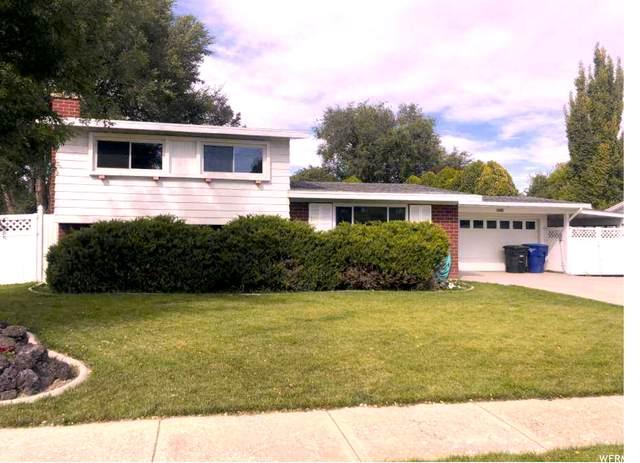 1600 W Hemlock Dr S, Taylorsville, UT 84123 (MLS #1767660) :: Lookout Real Estate Group