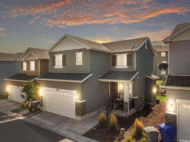 3003 S Red Pine Dr, Saratoga Springs, UT 84045 (#1767685) :: Berkshire Hathaway HomeServices Elite Real Estate