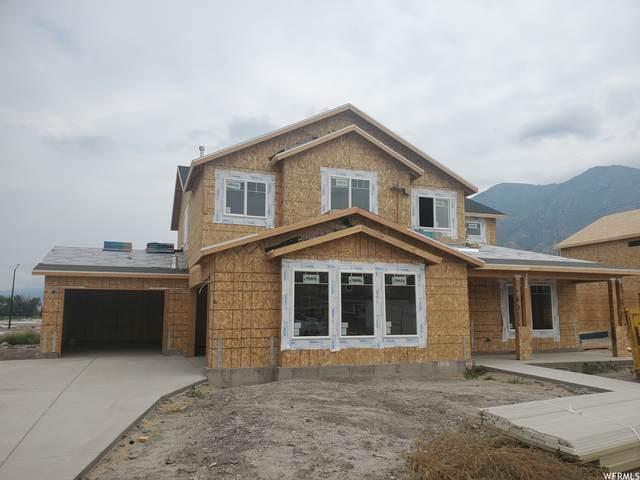 1308 W 400 N Lot 64, Springville, UT 84663 (#1767690) :: Berkshire Hathaway HomeServices Elite Real Estate
