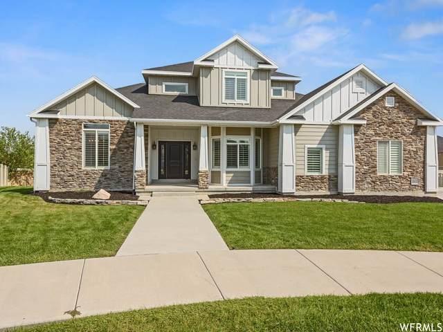 1602 W Hunters Creek Cir S, South Jordan, UT 84095 (MLS #1767704) :: Lookout Real Estate Group