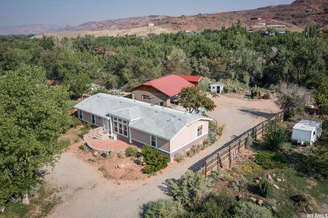 1567 Hunt Creek Dr, Moab, UT 84532 (MLS #1767713) :: Lookout Real Estate Group