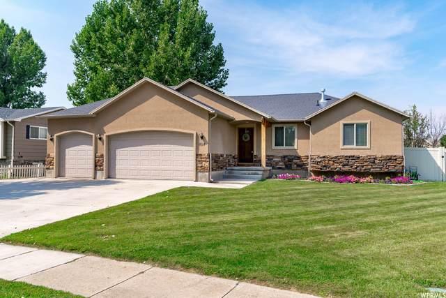 404 W 100 N, Morgan, UT 84050 (MLS #1767791) :: Lookout Real Estate Group