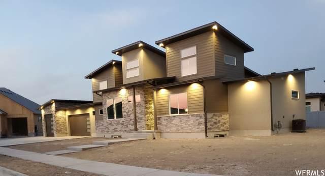 1544 W Norm B Cir #15, Riverton, UT 84065 (MLS #1767795) :: Lookout Real Estate Group