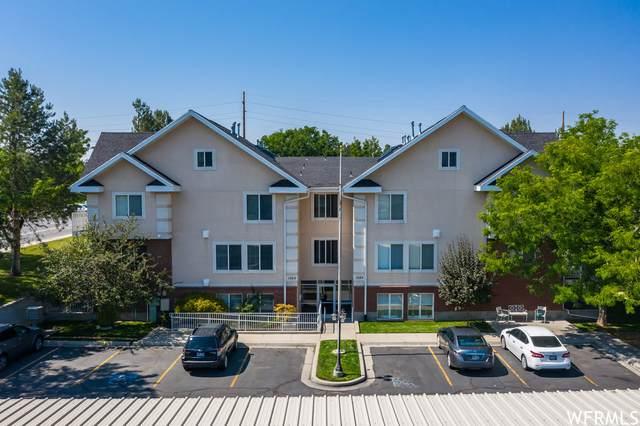 1323 E 4500 S #36, Salt Lake City, UT 84117 (MLS #1767833) :: Lawson Real Estate Team - Engel & Völkers