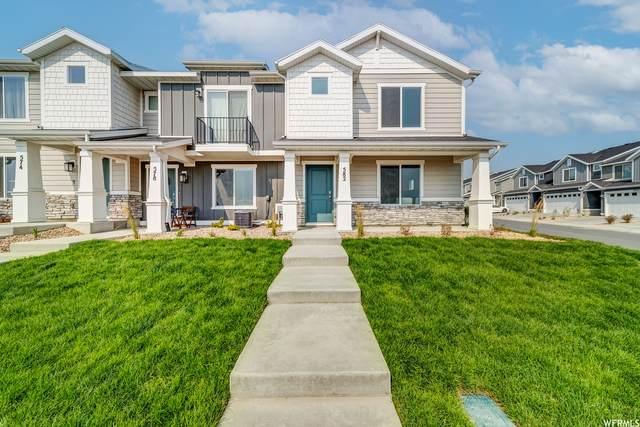 1152 W Summit Ridge Pkwy #192, Santaquin, UT 84655 (#1767839) :: Berkshire Hathaway HomeServices Elite Real Estate
