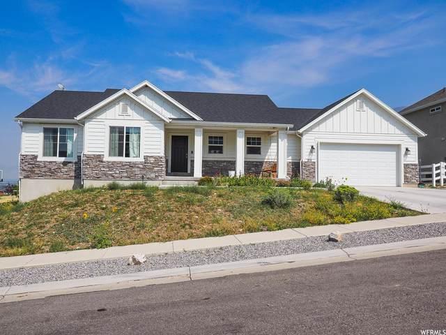814 N Silver Wolf Rd, Elk Ridge, UT 84651 (MLS #1767842) :: Lookout Real Estate Group