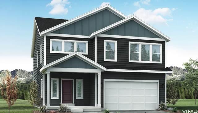 663 E Verdant Dr #313, Eagle Mountain, UT 84005 (#1767850) :: Utah Dream Properties