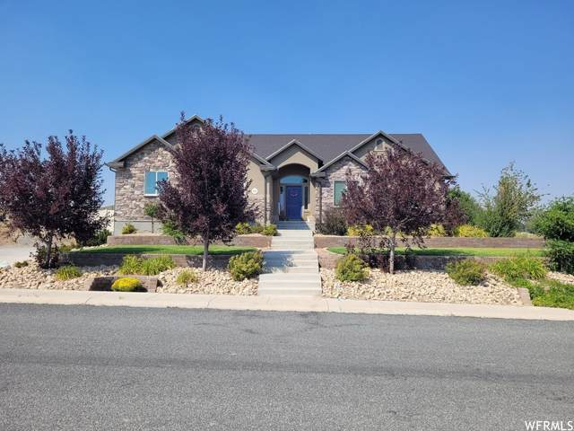 722 W 900 S, Milford, UT 84751 (#1767859) :: Colemere Realty Associates
