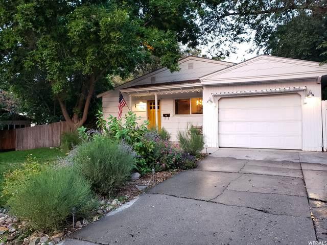 6855 Greenfield Way S, Cottonwood Heights, UT 84121 (#1767884) :: Bustos Real Estate | Keller Williams Utah Realtors