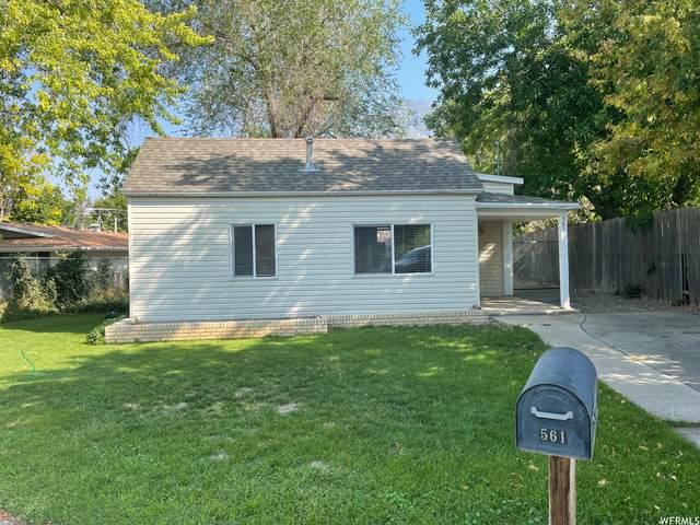 561 E Buckley Ave, Springville, UT 84663 (#1767897) :: Zippro Team