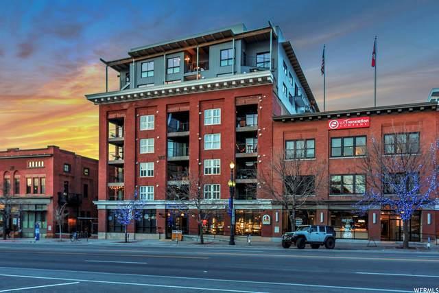 328 W 200 S #402, Salt Lake City, UT 84101 (MLS #1767912) :: Lawson Real Estate Team - Engel & Völkers