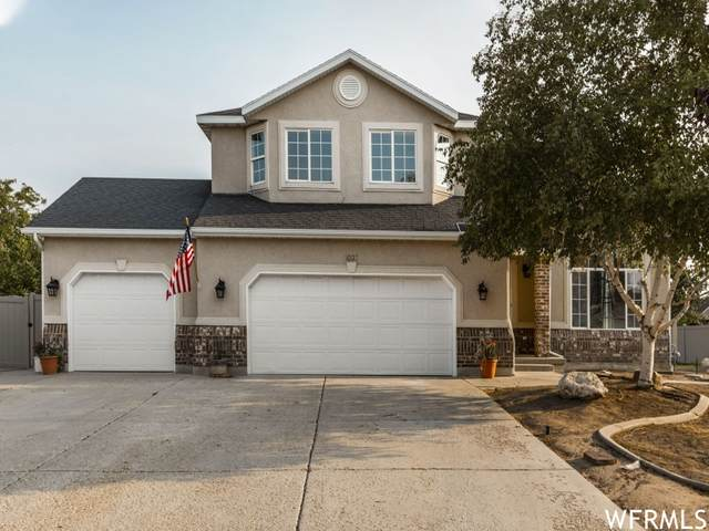 1037 W 2920 S, Syracuse, UT 84075 (MLS #1767946) :: Lookout Real Estate Group