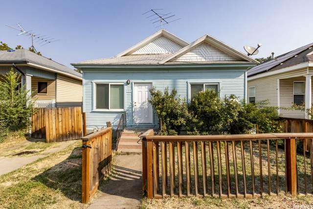 222 E 30TH St S, Ogden, UT 84401 (#1767951) :: Bustos Real Estate | Keller Williams Utah Realtors