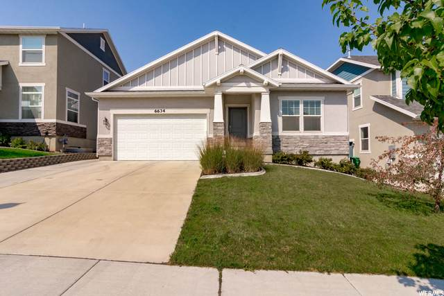 6634 W Terrace Wash Ln S, West Jordan, UT 84081 (#1767963) :: Bustos Real Estate | Keller Williams Utah Realtors