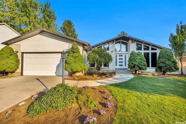 1936 E Terra Vista Way S, Sandy, UT 84093 (#1767971) :: Berkshire Hathaway HomeServices Elite Real Estate