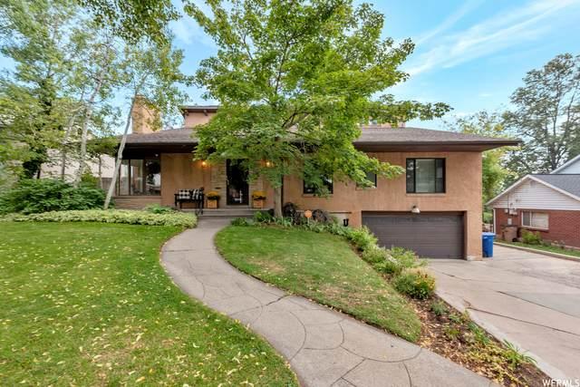 2570 E Lynwood Dr, Salt Lake City, UT 84109 (#1767978) :: Utah Dream Properties