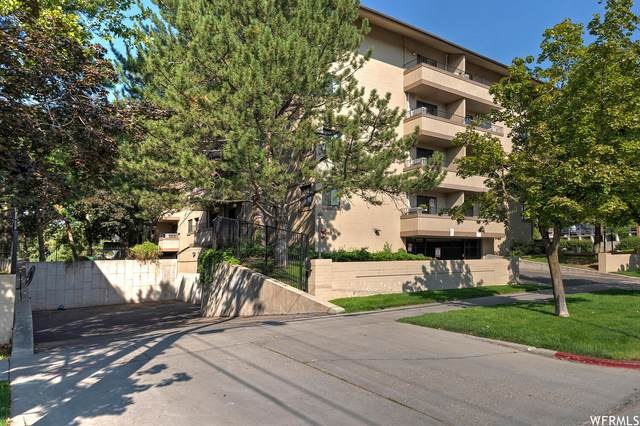 530 S 400 E #2412, Salt Lake City, UT 84111 (MLS #1767979) :: Summit Sotheby's International Realty