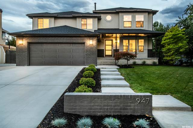 947 W Greenoaks Dr S, Murray, UT 84123 (MLS #1768001) :: Lawson Real Estate Team - Engel & Völkers