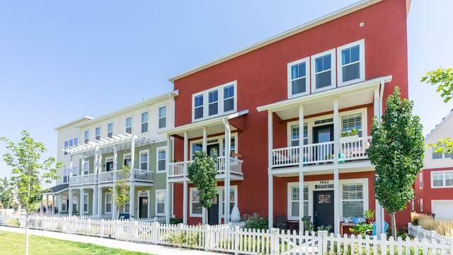 7858 S 5440 W, West Jordan, UT 84081 (#1768004) :: Berkshire Hathaway HomeServices Elite Real Estate