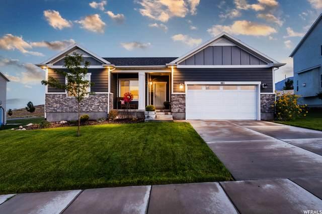 663 W Beth Cir, Saratoga Springs, UT 84045 (#1768005) :: Berkshire Hathaway HomeServices Elite Real Estate