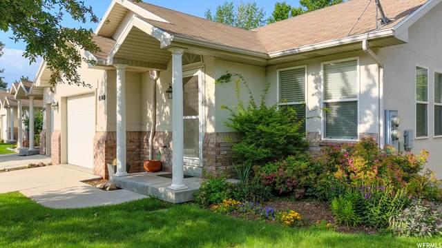 8140 S Cottonwood Hills Ct, Sandy, UT 84094 (#1768015) :: Pearson & Associates Real Estate