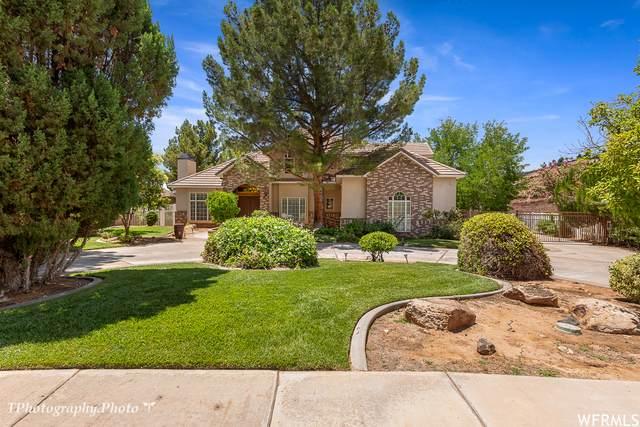 714 S Anasazi Cir, Washington, UT 84780 (MLS #1768023) :: Lookout Real Estate Group