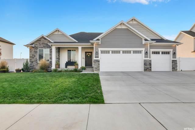 489 N Kern Ave, Saratoga Springs, UT 84045 (#1768040) :: The Lance Group