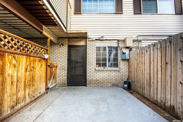 1789 W Homestead Farms Ln #1, West Valley City, UT 84119 (#1768044) :: Exit Realty Success