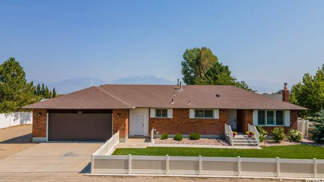 13233 S Rose Canyon Rd, Herriman, UT 84096 (#1768055) :: Exit Realty Success