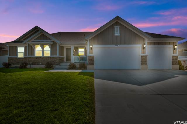 7063 W 4075 S, West Valley City, UT 84128 (MLS #1768072) :: Lookout Real Estate Group