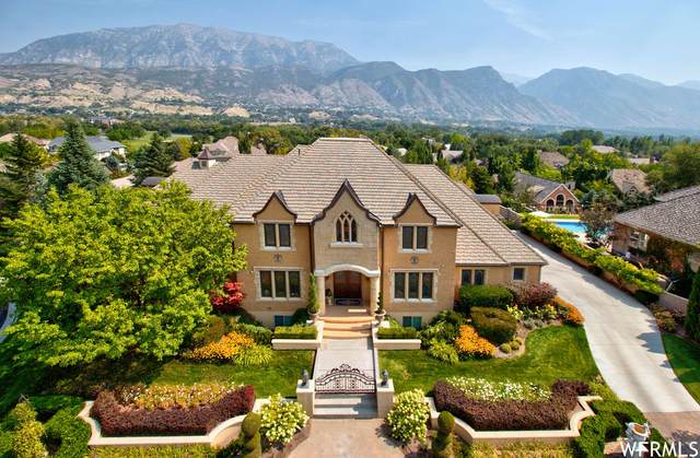 4416 N Stafford Ct, Provo, UT 84604 (#1768114) :: UVO Group | Realty One Group Signature